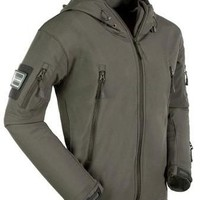 Jacket  Varsity Jackets Waterproof Windproof Sports Army Clothing   Outdoor Military Tactical Mountaineering Expedition Warmth