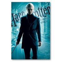 Draco Malfoy Posters from Zazzle.com