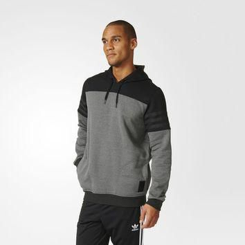 adidas Elevated Pullover Hoodie - Black | adidas US