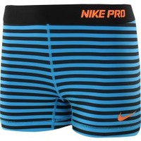 "Nike Women's Printed 2.5"" Compression Shorts - Dick's Sporting Goods"