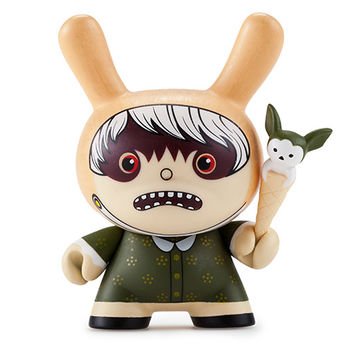 """Sylvie 3"""" Dunny by Double Parlour"""