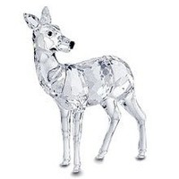 Swarovski Crystal Doe Deer Figurine 247963