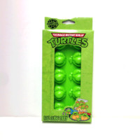 Teenage Mutant Ninja Turtles – Ice Cube Tray In Green | Thirteen Vintage