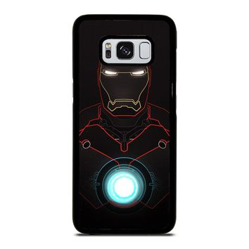 ARC REACTOR IRONMAN Samsung Galaxy S8 Case