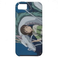 Spirited Away Studio Ghibli Custom iPhone Case (3S, 4, 4S, 5)