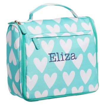 Jet-Set Pool Hearts Ultimate Toiletry Bag