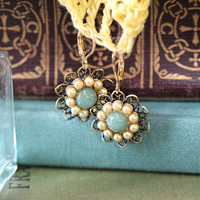 my one great love indie earrings - $28.99 : ShopRuche.com, Vintage Inspired Clothing, Affordable Clothes, Eco friendly Fashion