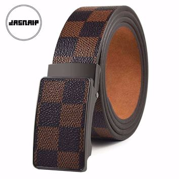 New Designe Automatic Buckle men belt