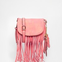 ALDO Cross body With Fringe Detail