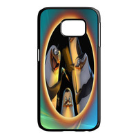 Penguins of Madagascar Say Hello Samsung Galaxy S6 Edge Case