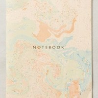 Marbled Notebook by Katie Leamon