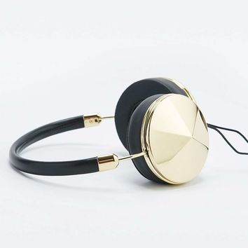 Frends Taylor Gold Headphones - Urban Outfitters