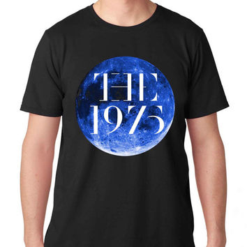 The 1975 Cyrcle Moon clothing design for T Shirt Mens and T Shirt Girls