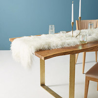 Luxe Wool Table Runner