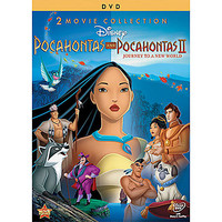 Disney Pocahontas and Pocahontas II DVD - 2-Disc Set | Disney Store