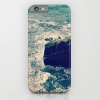 Motion in the Ocean iPhone & iPod Case by Hannah Kemp