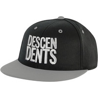 Descendents Men's  Milo Baseball Cap Black Rockabilia