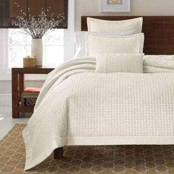 Real Simple® Retreat Duvet Cover in Ivory