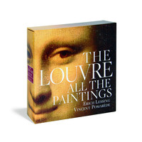 The Louvre:All the Paintings - Hardcover