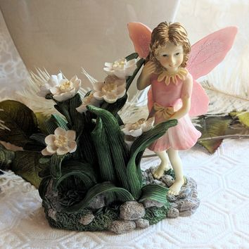 The Fairy Collection by Dezine Hide & Seek Fairy 1996 Figurine 5802