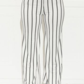 Stripes For Life Pants White