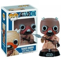 Star Wars Tusken Raider Pop! Vinyl Figure Bobble Head : Forbidden Planet