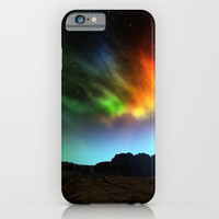 Fantasy Skies iPhone & iPod Case by Texnotropio