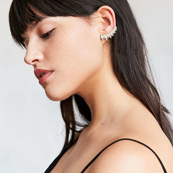 Rising Sun Ear Climber Earring - Urban Outfitters