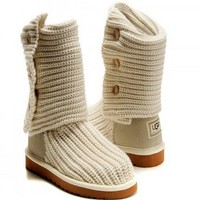 """UGG"" Winter Trending Women Stylish Wool Snow Boots I/A"