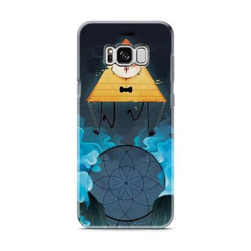 Bill Cipher 3 Gravity Falls Samsung Galaxy S8 | Galaxy S8 Plus case