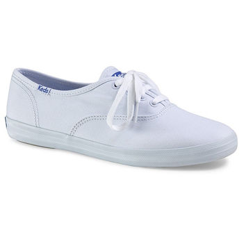 Keds Champion - White Canvas Low-Top Sneaker