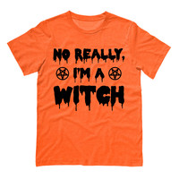 No Really, I'm a Witch T-Shirt