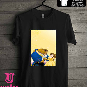 Disney Beauty And The Beast Quotes T-Shirt for man shirt, woman shirt **