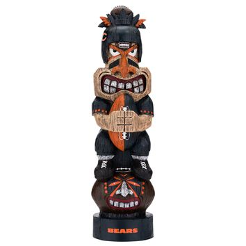 Chicago Bears Tiki Figurine