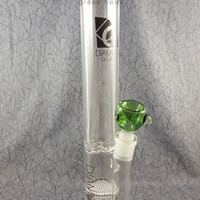 Double HoneyComb to Turbine Water Pipe by Diamond Glassworks