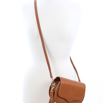 Andi Crossbody - Brown