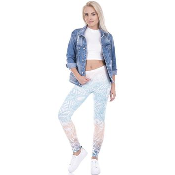Fashion Mint Leggings