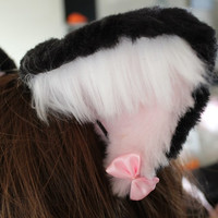Create Your Own Realistic Custom Cosplay Cat Ears