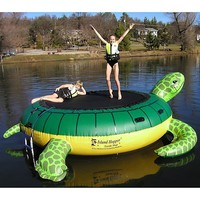 Island Hopper Turtle Hop 11 Foot Bounce Platform