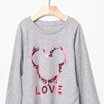 Gap Junk Food Disney Embellished Graphic Tee