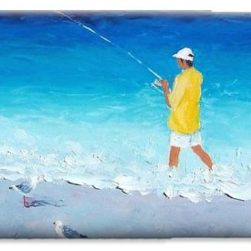 Surf Fishing iPhone 6 Case