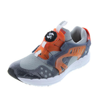 Puma Mens Disc Blaze Leather Lightweight Athletic Shoes