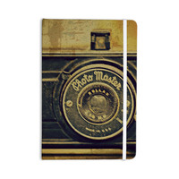 "Robin Dickinson ""Discarded Treasure"" Vintage Camera Everything Notebook"