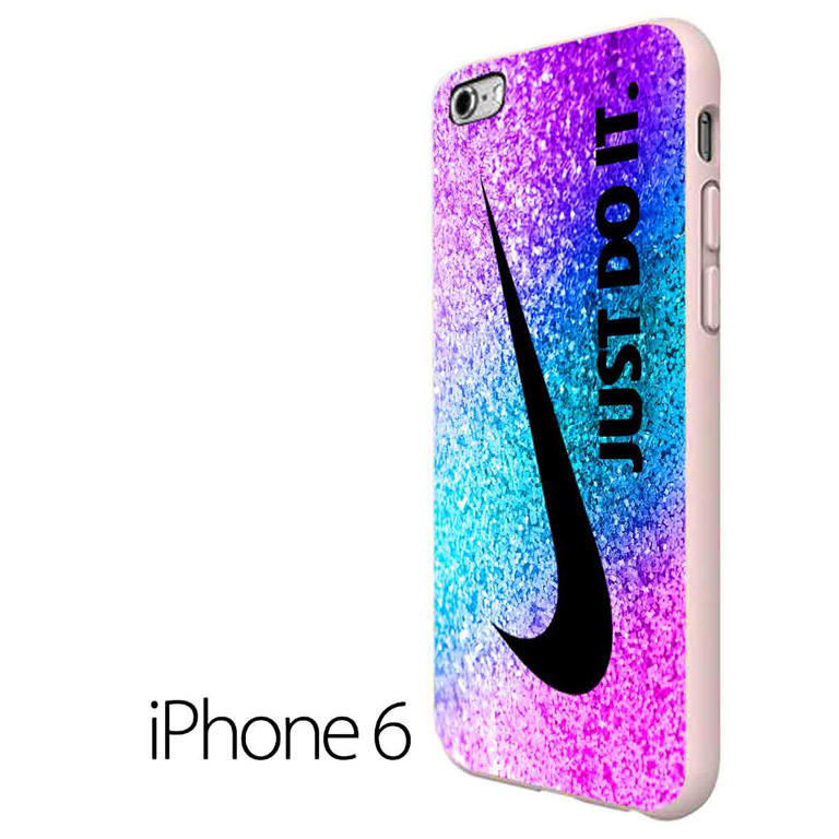 nike just do it iphone 6 case from gennumsemi iphone 6 cases. Black Bedroom Furniture Sets. Home Design Ideas