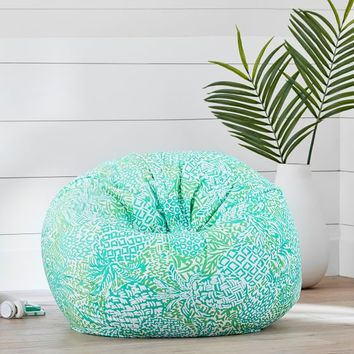 Lilly Pulitzer Beanbag