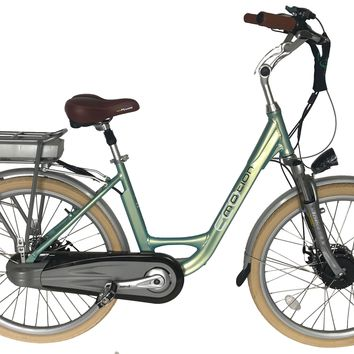 City E-Bike Cruiser