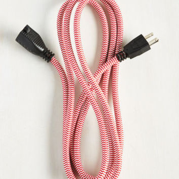 More Power Through You Extension Cord | Mod Retro Vintage Toys | ModCloth.com