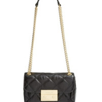 Michael Kors: 'Sloan' Quilted Shoulder Bag