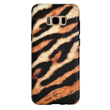 Wildcat Leopard Galaxy Case