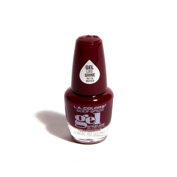 LA Colors Extreme Shine Gel Polish - Vampy